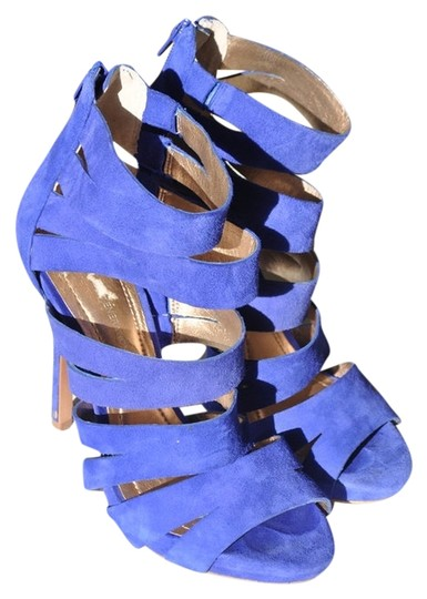 BCBGeneration cobalt blue Sandals