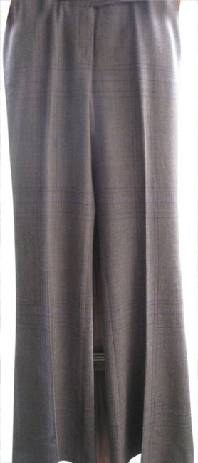 Preload https://item2.tradesy.com/images/tahari-greyblack-with-purple-plaid-pants-size-6-s-28-1162636-0-0.jpg?width=400&height=650