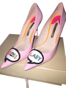 Sophia Webster Pink Pumps