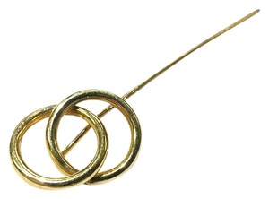 Tiffany & Co. Tiffany & Co Vintage 14 Karat Yellow Gold Pin