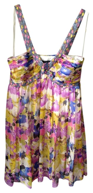 Nine West Summer Summer Chiffon Floral Dress