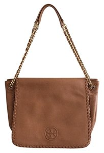 Tory Burch Marion Flap Topstitching Shoulder Bag
