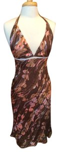 Kablan designs by Therese Kablan Silk Halter Dress