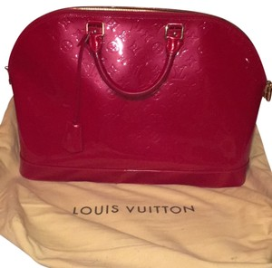 Louis Vuitton Satchel in Pomme D Amour