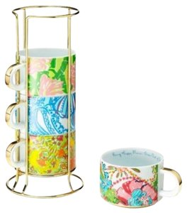 Lilly Pulitzer for Target Espresso Cups