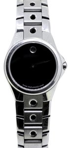 Movado Movado Valeto Museum Stainless Steel Museum Watch