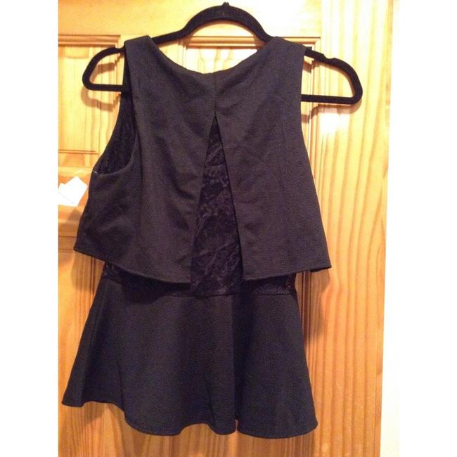 Charlotte Russe Top Blac Image 1