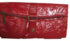 Matt and Nat Red Clutch