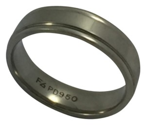 PLATINUM MENS WEDDING RING Men's Platinum Wedding Ring. 8g