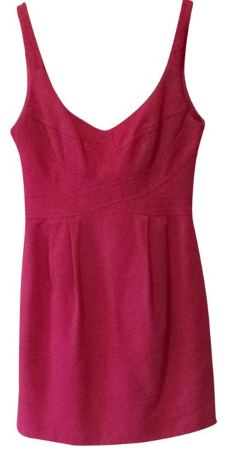 Preload https://item3.tradesy.com/images/nanette-lepore-pink-vacationer-short-casual-dress-size-2-xs-1163352-0-0.jpg?width=400&height=650