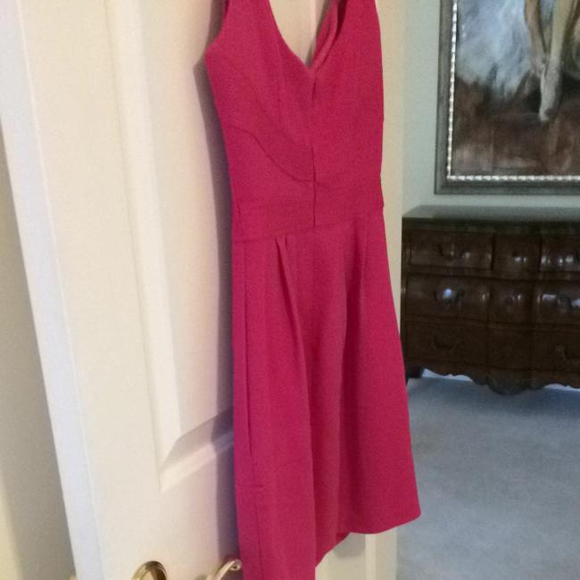 Nanette Lepore short dress Pink on Tradesy