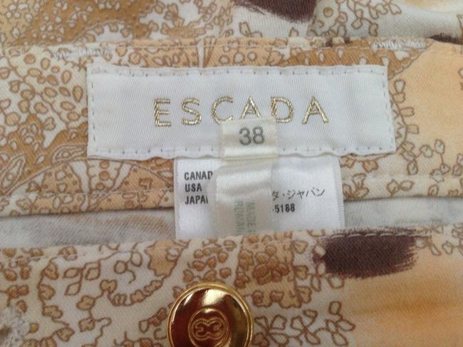Escada Capris multi prints
