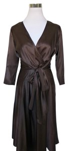 Maggy London Silk Blend Dress