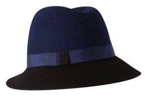 Anthropologie Nuit Colorblock Cloche