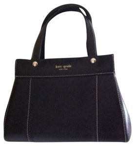 Kate Spade Satchel in Espresso Brown