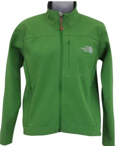 The North Face Coat Athletic Green Jacket