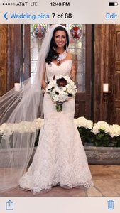 Marisa Bridal 898 Wedding Dress