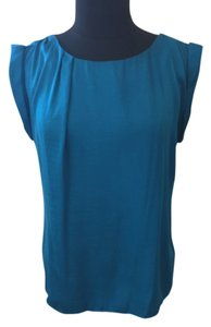 Vince Camuto Top Teal