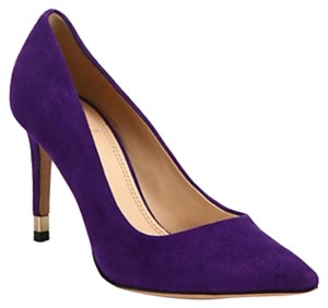 Tory Burch Purple Pumps