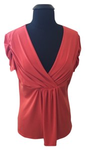 New York & Company Top Orange
