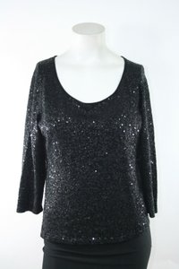 Eileen Fisher Sequin Sweater