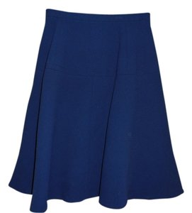 Neiman Marcus Skirt Dark Blue