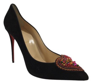 Christian Louboutin Perucora Black Pumps