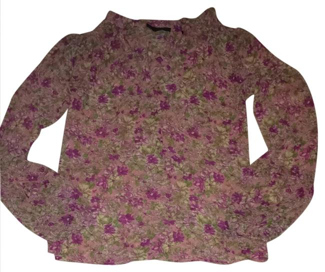 Preload https://item3.tradesy.com/images/patterson-j-kincaid-floral-blouse-size-2-xs-1163862-0-0.jpg?width=400&height=650