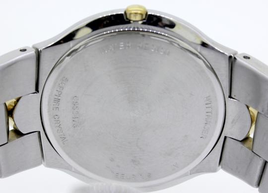 Wittnauer Wittnauer Gold Plated Stainless Steel Two Tone Biltmore Men's Watch Image 1