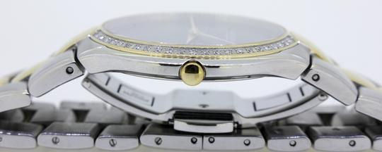 Wittnauer Wittnauer Gold Plated Stainless Steel Two Tone Biltmore Men's Watch Image 2