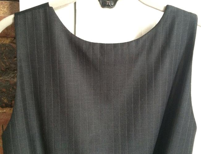 Other Sleeveless Modal Wool Top Black