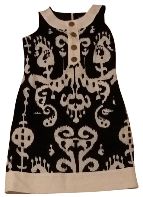 Preload https://img-static.tradesy.com/item/1163960/taylor-ikat-mid-length-short-casual-dress-size-4-s-0-0-650-650.jpg