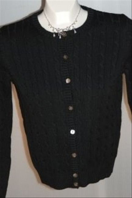 Eddie Bauer Stretch Ladies Size Xs Petite Color Is Buttons Down Front Cardigan
