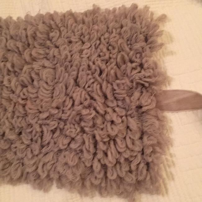 Juicy Couture Gray Scarf/Wrap Juicy Couture Gray Scarf/Wrap Image 5