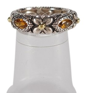 Barbara Bixby Barbara Bixby Sterling Silver Stack Ring