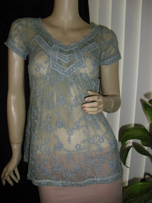Other Top mint green Image 1