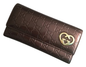 Gucci Gucci GG Heart Wallet