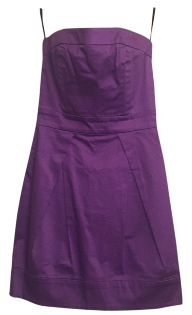 Preload https://img-static.tradesy.com/item/11642347/french-connection-purple-above-knee-cocktail-dress-size-0-xs-0-1-650-650.jpg