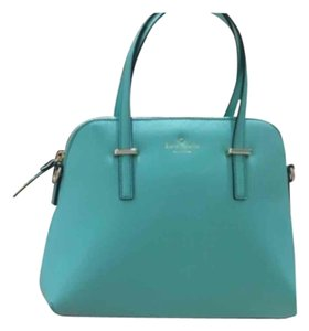 Kate Spade Satchel in Fresh Air Blue
