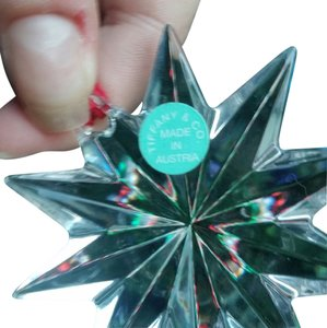 Tiffany & Co. Tiffany & co Christmas ornament! Star/snowflake