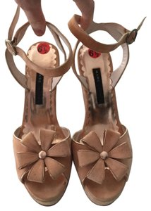 Marc Jacobs Blush Platforms