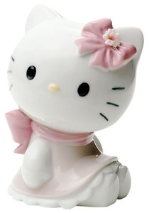 Lladró Nao by Lladro Hello Kitty Collectible Figurine