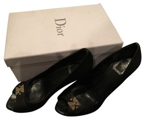 Dior Black/Noir Pumps