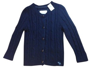 Abercrombie & Fitch Wool Casual Cardigan