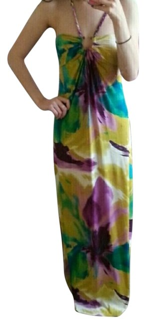 Preload https://img-static.tradesy.com/item/11645272/charlotte-russe-multicolor-watercolored-gown-long-formal-dress-size-4-s-0-1-650-650.jpg