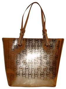 Michael Kors Tote in Cocoa