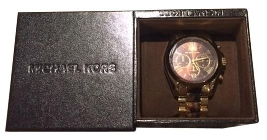 Michael Kors Ladies' Bradshaw Chronograph Watch Image 0