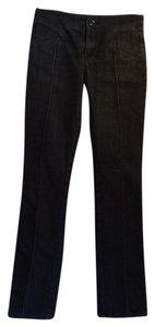 Daughters of the Liberation Button Skinny Jeans-Dark Rinse