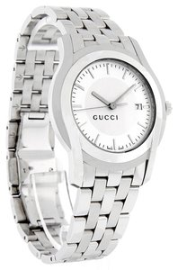 Gucci Gucci 5505 SERIES STAINLESS STEEL XL Men's Watch YA055212
