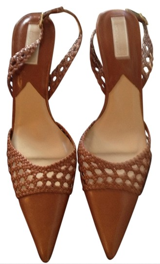 Preload https://item2.tradesy.com/images/michael-kors-brown-bella-braided-leather-slingbacks-pumps-size-us-10-regular-m-b-1164826-0-0.jpg?width=440&height=440